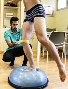 Consulta Fisioterapia Fernando Fuentes